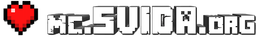 mc.SVIDA.org - Первый Достойный Украинский Minecraft Проект * Сервер/Сборки клиентов игры